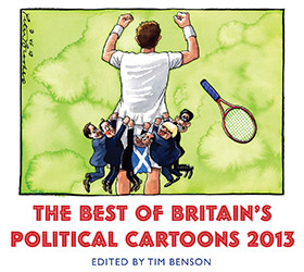 The Best of Britain's Political Cartons 2013